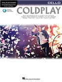 Cello Play-Along: Coldplay (Book/Online Audio)