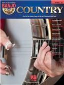 BANJO Country - Bluegrass : Livres de partitions de musique
