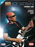 Joe Satriani: Legendary Licks