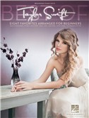 Taylor Swift: Beginning Piano Solo Songbook