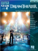 Guitar Play-Along Vol.167: Dream Theater (Book/Online Audio). Guitar Tab Sheet Music