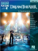 Drum Play-Along Volume 30: Dream Theater (Book/Online Audio)