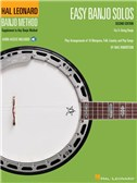Easy Banjo Solos For 5-String Banjo   Second Edition (Book/Online Audio)