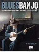 Fred Sokolow: Blues Banjo Lessons - Licks, Riffs, Songs & More (Book/Online Audio)