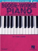Hal Leonard Keyboard Style Series: Boogie-Woogie Piano (Book/Online Audio)