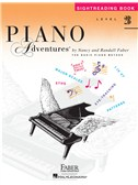 Piano Adventures: Sightreading Book - Level 2B