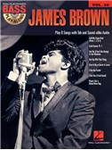Bass Play Along Vol. 48: James Brown (Book/CD)