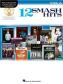 Hal Leonard Instrumental Play-Along: 12 Smash Hits (Viola)