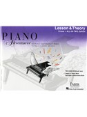 Piano Adventures: Lesson And Theory Book - Primer Level