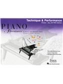 Piano Adventures: Technique And Performance Book - Primer Level