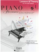 Piano Adventures©: Lesson And Theory Book - Level 1