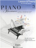 Piano Adventures: Lesson And Theory Book - Level 2A