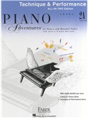 Piano Adventures: Technique And Performance Book - Level 2A