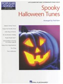 Student Piano Library: Spooky Halloween Tunes