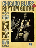 Chicago Blues Rhythm Guitar: The Complete Definitive Guide (Book/DVD)