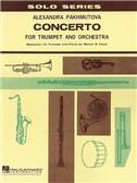 Alexandra Pakhmutova: Concerto For Trumpet And Orchestra