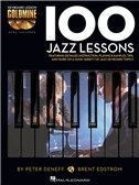 Keyboard Lesson Goldmine: 100 Jazz Lessons (Book/2 CDs)