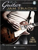 All-In-One Guitar Jam Tracks (Book/Online Audio)