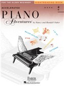 Accelerated Piano Adventures: Sightreading - Book 2