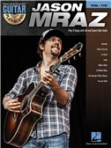 Guitar Play-Along Volume 178: Jason Mraz