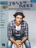 Ukulele Play-Along Volume 31: Jason Mraz (Book/CD)