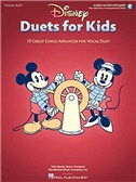 Disney Duets For Kids 10 Great Songs Arranged For Vocal Duet
