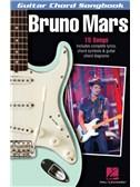 Bruno Mars: Guitar Chord Songbook