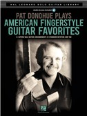 Hal Leonard Solo Guitar Library: Pat Donohue Plays American Fingerstyle Guitar Favorites