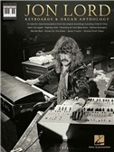 Jon Lord: Keyboards and Organ Anthology - Keyboard Recorded Versions