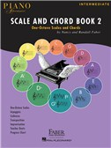 Piano Adventures: Scale And Chord Book 2