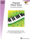 Hal Leonard Student Piano Library: Popular Piano Solos 2nd Edition – Level 2 (Book/CD)