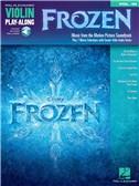 Violin Play-Along Volume 48: Frozen (Book/Online Audio)