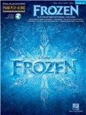 Piano Play-Along Volume 128: Frozen (Book/Online Audio)