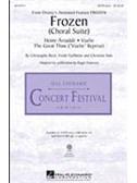 Frozen: Choral Suite (Arr. Roger Emerson) SATB. Sheet Music