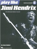 Play Like Jimi Hendrix (Book/Online Audio)