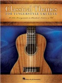Classical Themes For Fingerstyle Ukulele. Sheet Music
