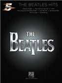 Five Finger Piano Songbook: The Beatles Hits