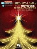 Trombone Easy Instrumental Play-Along: Christmas Carols (Book/Online Audio)