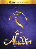 Alan Menken: Aladdin – Broadway Musical Vocal Selections (PV)