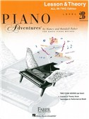 Faber Piano Adventures: Level 2B Lesson And Theory Book - International Anglicized Edition
