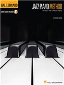 Hal Leonard Jazz Piano Method (Book/Online Audio)