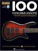 Bass Lesson Goldmine: 100 Funk/RandB Lessons (Book/Online Audio)