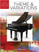 John Thompson Recital Series: Theme And Variations