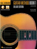 Hal Leonard Guitar Method: Book 1   Deluxe Edition (Book/Online Audio)