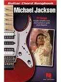 Michael Jackson: Guitar Chord Songbook