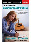 Beginning Songwriting (Book/Online Audio)