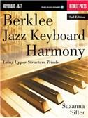 Berklee Jazz Keyboard Harmony – 2nd Edition (Book/Online Audio)