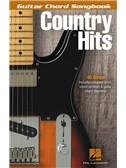Guitar Chord Songbook: Country Hits