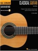 Hal Leonard Classical Guitar Method (Tab Edition) (Book/Online Audio)