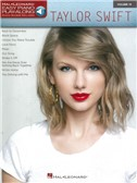 Easy Piano Play-Along Volume 19: Taylor Swift (Book/Online Audio)